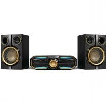Mini System 600 Watts Philips FX30X  CD, CD-R, CD-RW, MP3 - Philips