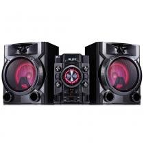 Mini System 620W USB MP3 BLUETOOTH CM5660 - LG -