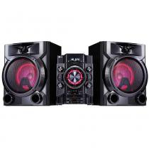 Mini System CM5660 2 USB, Multi Bluetooth, Sound Sync Wireless, 620W RMS - LG - Elgin calculos