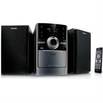 Mini System Com Usb Mp3 Hi-Fi Philips Mcm166 -