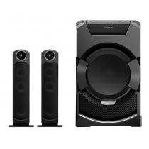 Mini System Flex Sony MHC-GT5D, USB, Bluetooth, NFC, DJ Effect - 2000W RMS -