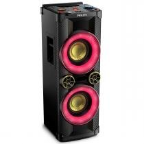 Mini System Hi-Fi com Bluetooth 900W Philips NTX400X -