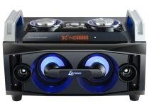 Mini System Lenoxx Bluetooth USB Rádio FM - 120W Subwoofer Karaokê MS 8300