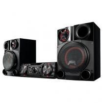 Mini System LG 1800W RMS MP3 Karaokê USB - CM8360