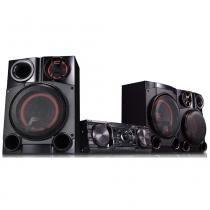 Mini system lg 2250w função dj usb mp3 bluetoth cm8460.abrallk -