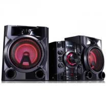 Mini system lg 620w usb mp3 bluetooh - cm5660.abrallk -