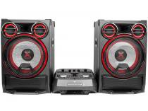 Mini System LG Bluetooth 4100W CD Player - AM/FM MP3 USB Xboom CK99