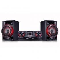 Mini System LG Bluetooth USB MP3 CD Player 1800W -