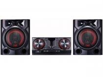 Mini System LG CJ65 XBoom Entrada USB 810W - 110V -