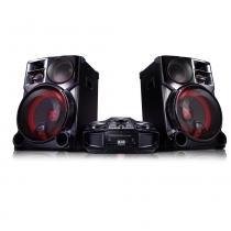 Mini System LG CM9960, Bluetooth, USB, 4100W - Bivolt -