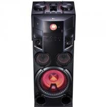 Mini system lg torre 1000w usb mp3 bluetooth - om7560.abrallk -