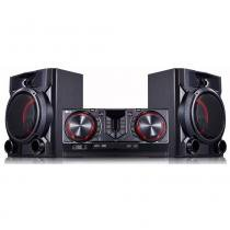 Mini System LG X Boom RMS Bluetooth 810W CJ65 -