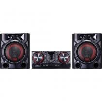 Mini System LG Xboom CJ65 810W Multi Bluetooth Dual USB Sound Sync Wireless -