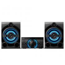 Mini System MHC-MD60 com Mega Bass, USB, Bluetooth ,Função DJ e Karaokê, 1600W RMS - Sony -