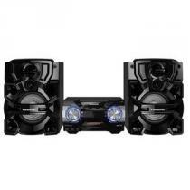 Mini SYSTEM Panasonic 1800W Bluetooth CD USB - SC-AKX700LBK -