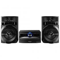 Mini System Panasonic 250W BLUETOOTH CD USB SC-AKX100LBK -