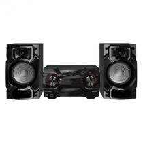 Mini System Panasonic, 450W RMS, Bluetooth - SC-AKX220LBK -