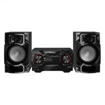 Mini system panasonic, 450w rms, bluetooth - sc-akx220lbk - Panasonic