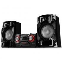 Mini System Panasonic 580W BLUETOOTH CD USB SC-AKX440LBK -