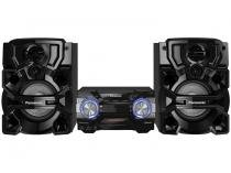 Mini System Panasonic Bluetooh USB MP3  - CD Player Rádio AM/FM 1800W AKX700