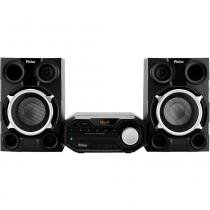 Mini System Philco PH470BT Bluetooth Entrada USB Rádio FM  400W -