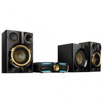 Mini System Philips 1 CD 1600W RMS - Bluetooth NFC - Mini Hi-Fi System