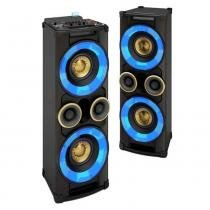Mini System Philips 1000W Nitro RMS CD USB MP3 NTRX700X78 - Gibsonphilips