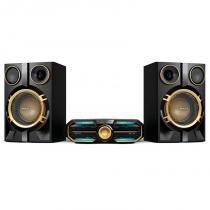 Mini System Philips 1000W Rms Fx50x78 Bluettooth CD USB - Woxx philips