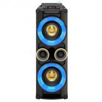 Mini System Philips 500W Rms Nitro CD USB Bluetooth NTRX500X78 - WOXX PHILIPS
