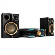 Mini System Philips 600 Watts RMS CD USB Bluetooth NFC - FX30X/78 -