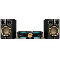 Mini System Philips 600W RMS Bluetooth CD USB - FX30X78 - Woxx philips