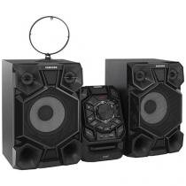 Mini System Samsung 800W RMS MP3 Ripping USB - MX-J840