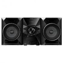 Mini system sony, 320 watts, bluetooth - ecl77bt -
