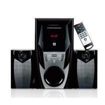 Mini System Speaker 2.1 Bluetooth SD USB 44W RMS SP-365B - C3 Tech - NULL - C3 Tech