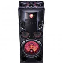 Mini System Torre 1000w Usb Mp3 Bluetooth Om7560 Lg -