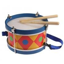Mini Tambor Infantil - Instrumentos Shiny Music