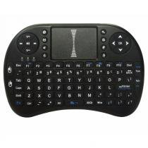Mini Teclado Touchpad Sem Fio Pc Ps3 Xbox Tv Box - Infokit