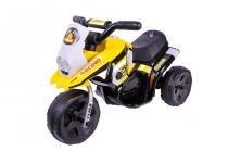 Mini Triciclo Elétrico  G204 Infantil Amarelo Bel Brink -