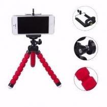 Mini Tripé Celular Maquina Fotográfica Inclina Trava - X-Zhang