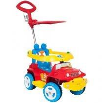 Mini-veículo com Capota Bandeirante Banjipe  - Passeio e Andador