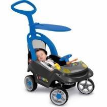 Mini Veículo Smart Baby Comfort Azul - Bandeirante - 520 - Brinquedos bandeirante