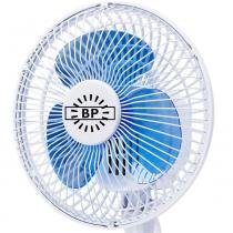 Mini Ventilador 20cm Azul Com Branco 127v - Ventisol -