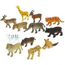 Miniaturas Incríveis Animais Selvagens - Bee Me Toys