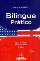 Minidicionario bilingue pratico - ingl / port - port / ingl - Positivo (dicionario)