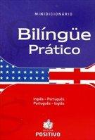 Minidicionario Ingles Bilingue Pratico - Positivo - 953084