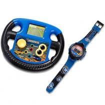 Minigame e Relógio - Garagem SA - Candide - Candide