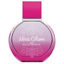 Miss Glam Alta Moda - Perfume Feminino - Eau de Toilette - 100ml - Alta Moda