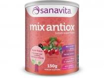 Mix Antiox Bebida Super Frutas Sanavita 150g - Sanavita