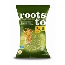 Mix de Batata Doce Palha Roots To Go 70g - Roots To Go
