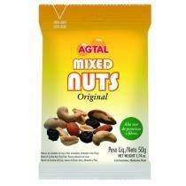 Mixed Nuts Original 50g - Agtal -